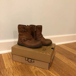 Ugg Harwell Toddler Boots Size 9